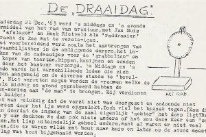 Uit het Peursum archief 1964-1966.