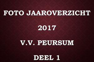 Foto jaaroverzicht v.v.Peursum deel 1